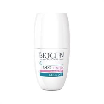 Bioclin Deo Allergy Roll-On Αποσμητικό για Ευαίσθητες Επιδερμίδες με Τάση Αλλεργίας 50ml