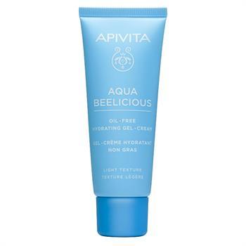 Apivita Aqua Beelicious Oil Free Hydrating Gel-Cream - Τζελ Ενυδάτωσης Ελαφριάς Υφής (40ml)