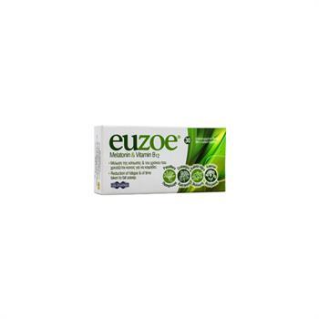 Uni-Pharma Euzoe Melatonin & Vitamin B12 30tabs