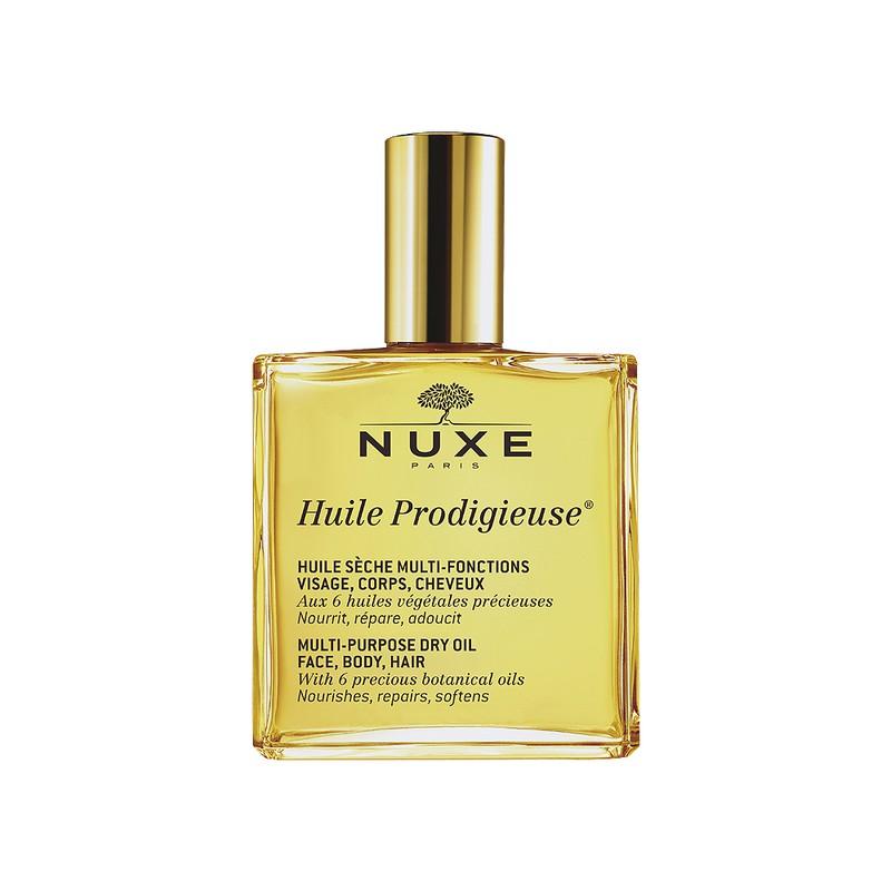 Nuxe Huile Prodigieuse – Ξηρό Λάδι για Πρόσωπο, Σώμα, Μαλλιά 100ml
