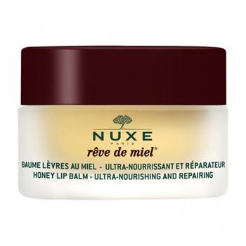 Nuxe Reve De Miel Baume Levres Au Miel Θρεπτικό Βάλσαμο Χειλιών,15ml