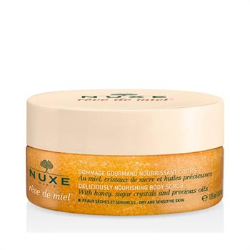 Nuxe Reve de Miel Deliciously Nourishing Body Scrub - Απολεπιστικό Σώματος 175ml
