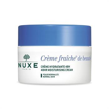 Nuxe Creme Fraiche de Beaute Creme Hydratante 48h Για Κανονικές Επιδερμίδες 50ml