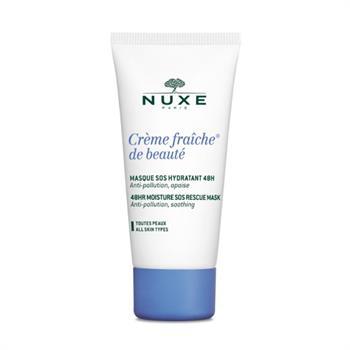 Nuxe Creme Fraiche de Beaute Masque SOS Hydratant 48h 50ml