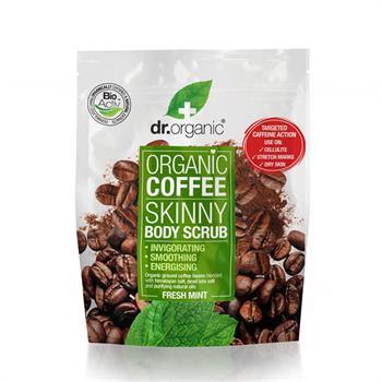 Dr.Organic Coffee Skinny Body Scrub 200ml