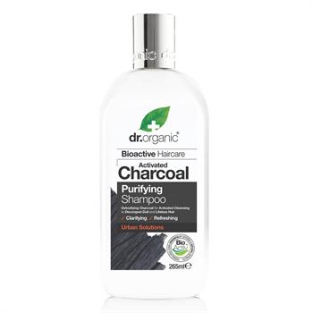 Dr.Organic Activated Charcoal Purifying Shampoo 265ml