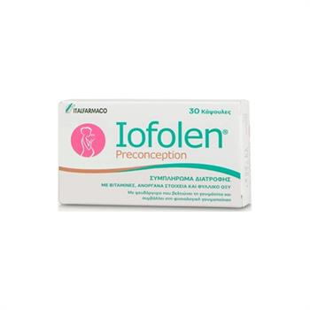 Iofolen Preconception 30caps