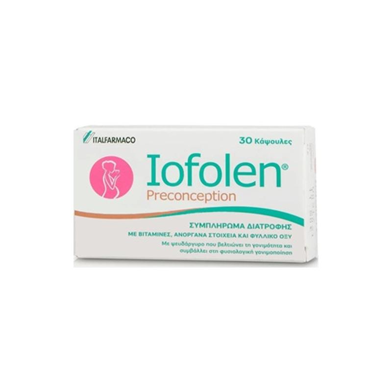 Iofolen Preconception 30caps