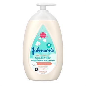 Johnson's Baby CottonTouch Λοσιόν για Πρόσωπο & Σώμα 500ml