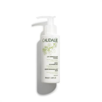 Caudalie Gentle Cleansing Milk Γαλάκτωμα Ντεμακιγιάζ για Πρόσωπο και Μάτια 100ml