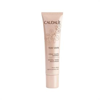 Caudalie Teint Divin Tinted Moisturizer Medium to Dark Skin Ενυδατική Κρέμα με Χρώμα 30ml