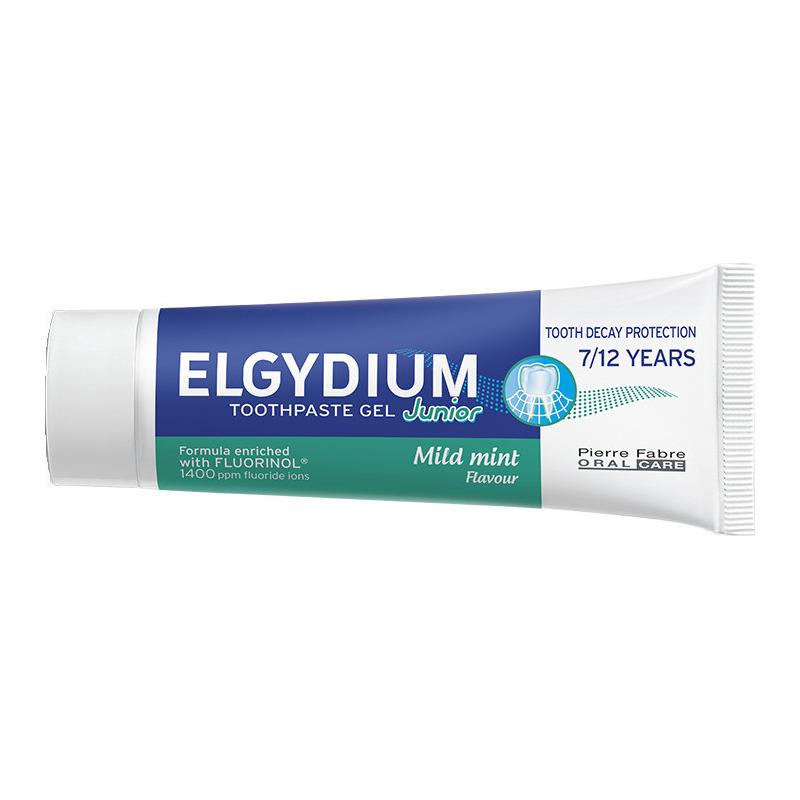 Elgydium Junior Toothpaste Gel Mind Παιδική Οδοντόκρεμα 50ml