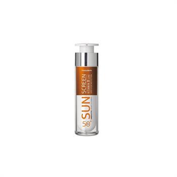 Frezyderm Sun Screen Vitamin D Like Skin Benefits Cream to Powder SPF50+ Αντιηλιακή Κρέμα με Πολύ Υψηλή Προστασία 50ml