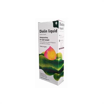 Epsilon Health Diolin Liquid με Γεύση Λεμόνι 6 φακελίσκοι των 15gr