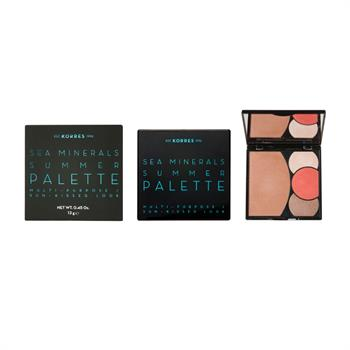 Sea Minerals Summer Pallete Coral Sunsets 13gr