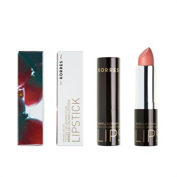 Korres Morello Creamy Lipstick 14 Golden Pink