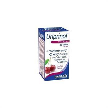 Health Aid Uriprinol Συμπλήρωμα Διατροφής για την Καλή Υγεία του Ουροποιητικού 60 tabs
