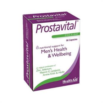 Health Aid Prostavital για τη Καλή Υγεία του Προστάτη 90caps