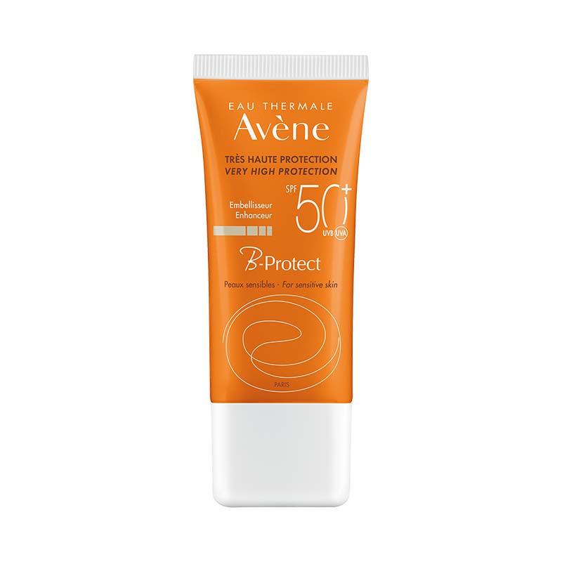 Avene Sun B-Protect Αντηλιακή κρέμα για Πρόσωπο και Λαιμό κατά της Ρύπανσης SPF50+ 30ml