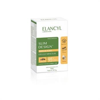 Elancyl Slim Design 60 μαλακές κάψουλες