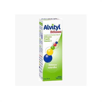 Alvityl Defences Echinacea, Propolis & Vitamin C Syrup 240ml