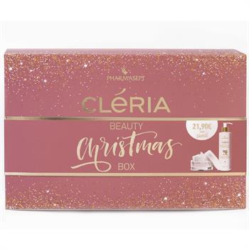 Pharmasept Cleria Beuty Christmas Box: First step Cream 50ml & Hydrating Velvet Lotion 300ml