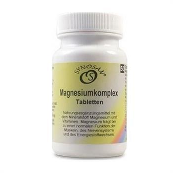 Metapharm Synosan MagnesiumKomplex 50tabs