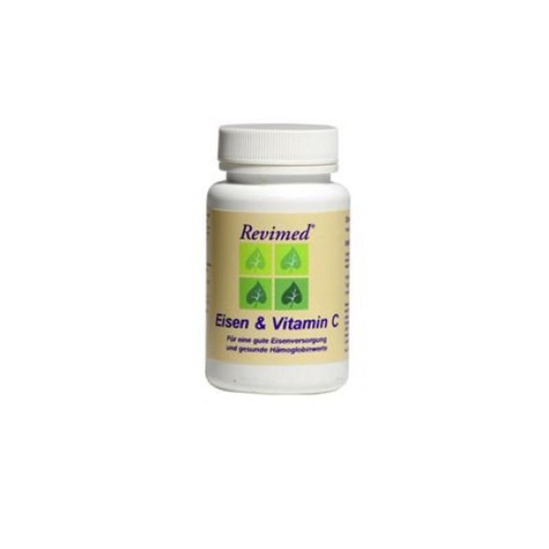 Metapharm Eisen & Vitamin C 60caps