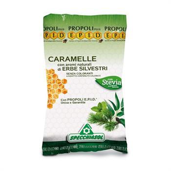 Specchiasol Propolis Plus EPID Caramelle Erbe Silvestri 67,2gr