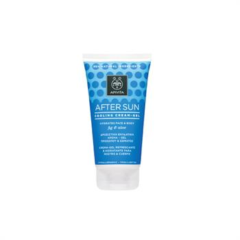 Apivita After Sun Cooling  Cream/Gel Προσώπου & Σώματος 100ml