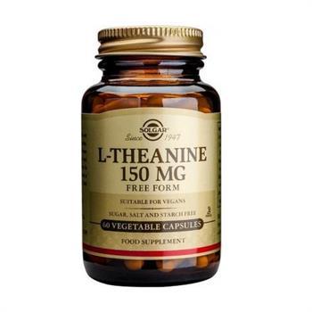 Solgar L- Theanine 150mg 60 veg. caps