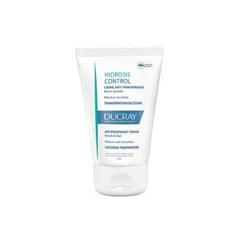 Ducray Hidrosis Control Anti-Transpirante Κρέμα Κατά της Εφίδρωσης 50ml