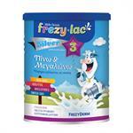 Frezylac Milk Drink Silver 3 Αγελαδινό Γάλα σε Σκόνη 3ης Βρεφικής Ηλικίας μετά τον 12ο μήνα 400gr