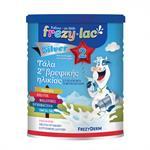 Frezylac Follow-On Milk Silver 2 Αγελαδινό Γάλα σε Σκόνη 2ης Βρεφικής Ηλικίας από τον 6ο έως τον 12ο μήνα 400gr
