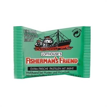 Fisherman's Friend Extra Strong Mint 25gr