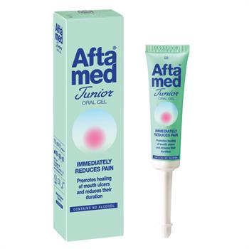 Aftamed Junior Oral Gel 15ml