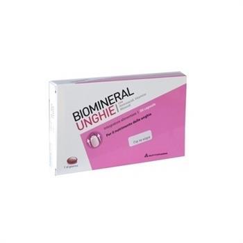 Biomineral Unghie 30caps