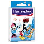 Hansaplast Disney Mickey Mouse & Friends 20τμχ