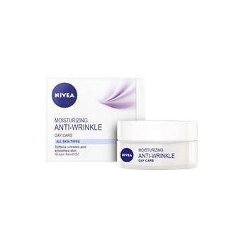 Nivea Anti-Wrinkle Moisturizing Day Cream 50ml