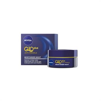 Nivea Q10 Plus Αντιρυτιδική Κρέμα Νύχτας 50ml