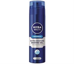 Nivea For Men Extra Moisture Αφρός Ξυρίσματος 200ml