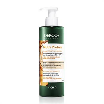 Dercos Nutri Protein Shampoo 250ml