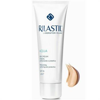 Rilastil Aqua BB Cream SPF15 Light 40ml