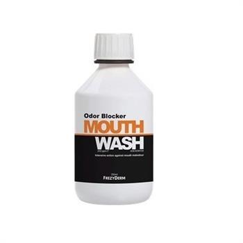 Frezyderm Odor Blocker Mouthwash κατά της Κακοσμίας 250ml