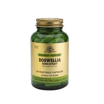 Solgar SFP Boswellia Resin Extract 60 Veggie Caps