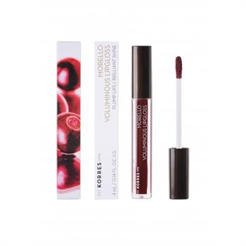 Korres Morello Voluminous Lipgloss No54 Real Red 4ml