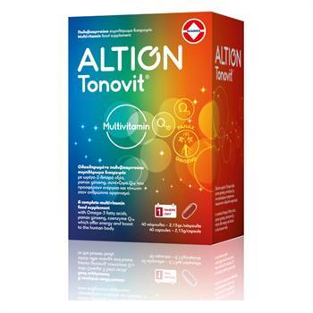 Altion Tonovit Multivitamin 40caps