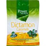 Power Health Dictamon Caramels με Κρητικό Δίκταμο & Μέλι 60gr