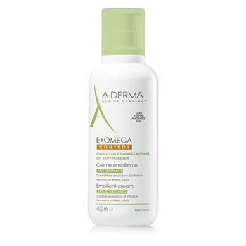 A-Derma Exomega Control Creme Emolliente 400ml