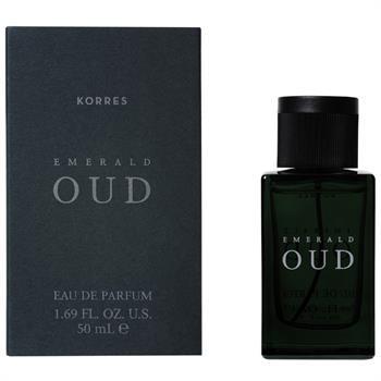 Korres Emerald Oud Eau de Parfum 50ml